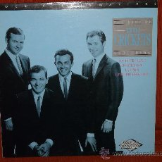 Discos de vinilo: THE CRICKETS - THE BEST OF THE CRICKETS FEATURES, COL. ROCK'N'ROLL MASTERS. Lote 24157041