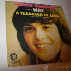 Discos de vinilo: SINGLE - DONNY OSMOND. Lote 24187475