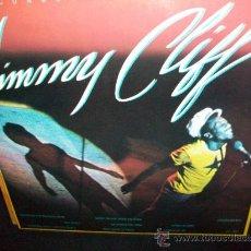 Discos de vinilo: JIMMY CLIFF LP IN CONCERT. Lote 26472443