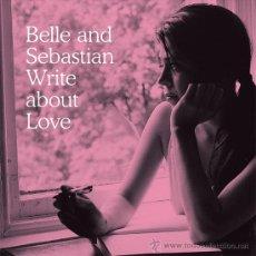 Discos de vinilo: LP BELLE AND SEBASTIAN WRITE ABOUT LOVE VINILO REEDICION 2014. Lote 102609159