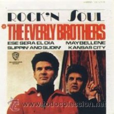 Discos de vinilo: EVERLY BROTHERS, THE AÑO:1965 HWB 327-01. Lote 27562526
