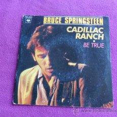 Discos de vinilo: BRUCE SPRINGSTEEN - CADILLAC RANCH 1981. Lote 24210518