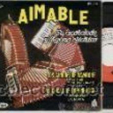 Discos de vinilo: EP 45 RPM / AIMABLE / LAS CHICAS DE COPENHAGUE - LA NOVIA .... Lote 24212305