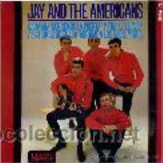 Discos de vinilo: JAY AND THE AMERICANS / CARA MIA / TWENTY FOR HOURS FROM TULSA + 2. Lote 27128771
