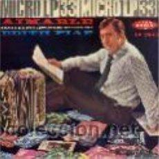 Discos de vinilo: AIMABLE - INTERPRETA EXITOS DE EDITH PIAF / NO ME PUEDO QUEJAR / HIMNO AL AMOR (MICRO LP 64). Lote 27128784
