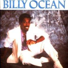 Discos de vinilo: 12 INCH - BILLY OCEAN - WHEN THE GOING GETS TOUGH, THE TOUGH GET GOING - MAXI-SINGLE MINT. Lote 24259540