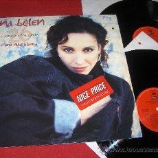 Discos de vinilo: ANA BELEN 26 GRANDES CANCIONES Y UNA NUBE BLANCA 2LP 1989 CBS SONY PORTADA ABIERTA VINILO. Lote 54188534