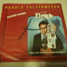 Discos de vinilo: 'FLETCH' HAROLD FALTERMEYER ( FLETCH THEME - EXOTIC SKATES ) 1988-GERMANY SINGLE45 MCA . Lote 24260656