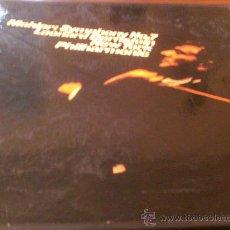 Discos de vinilo: MAHLER ./ SINFONIA N 7 . DIR.- LEONARD BERNSTEIN.. CAJA 2 LPS + . Lote 26006017