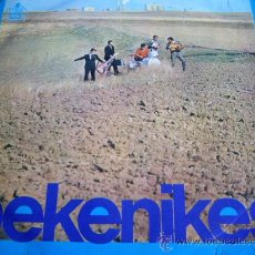 Discos de vinilo: PEKENIKES-ORIGINAL HISPAVOX 1966. Lote 27095780