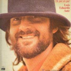 Discos de vinilo: LUIS EDUARDO AUTE - DE PAR EN PAR - LP 1979. Lote 24313204