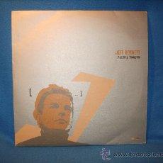 Discos de vinilo: JEFF BENNETT - PUZZLING THOUGHTS (2002) DOBLE LP - MUSICA TECHNO - MUY RARO. Lote 27340597