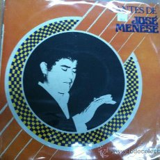 Discos de vinilo: LP CANTES DE JOSE MENESE EDITA RCA 1965. Lote 24307095