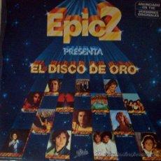 Discos de vinilo: EL DISCO DE ORO. Lote 27103009
