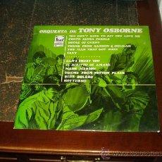 Discos de vinilo: TONY OSBORNE LP SAME MUY RARO. Lote 27113115
