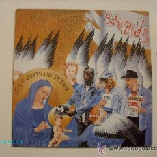 Discos de vinilo: THE STUPIDS: JESUS MEETS THE STUPIDS OIHUKA 1988 HARDCORE SKATE BOARD. Lote 27635160
