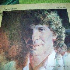 Discos de vinilo: CAMARON LP DOBLE AUTORRETRATO 1990. Lote 24349727