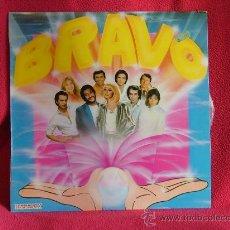 Discos de vinilo: BRAVO - RECOPILATORIO HISPAVOX 1982 - JUAN PARDO,BERTIN OSBORNE,RAFFAELA CARRA... Lote 24361749