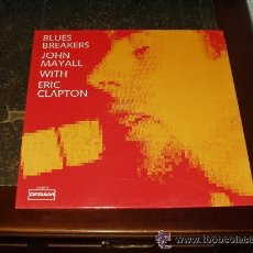 Discos de vinilo: BLUES BREAKERS JOHN MAYALL WITH ERIC CLAPTON LP12. Lote 26625529