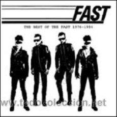 Discos de vinilo: THE FAST: THE BEST OF THE FAST 1976-1984 LP12