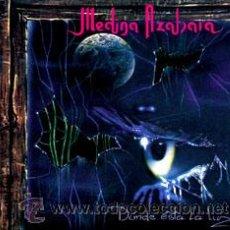Discos de vinilo: MEDINA AZAHARA: DONDE ESTA LA LUZ LP12. Lote 26247636