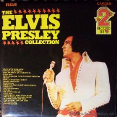 Discos de vinilo: DOBLE LP DE ELVIS PRESLEY COLLECTION. Lote 27160702