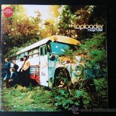 Discos de vinilo: TOPLOADER - MAGIC HOTEL - LP - VINILO - 2002. Lote 27242832
