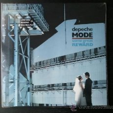 Discos de vinilo: DEPECHE MODE - SOME GREAT REWARD - LIMITED EDITION - LP DELUXE HEAVY VINYL - 2007. Lote 27223250
