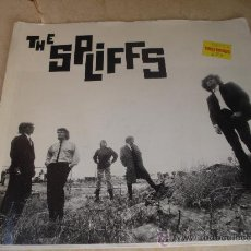 Discos de vinilo: THE SPLIFFS - YOU KNOW WHAT THEY´LL SAY - BLACK AND WHITE MUSIC 1986. Lote 24419707