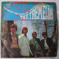 Discos de vinilo: THE TREMELOES - AS YOU ARE / SUDDENLY YOU LOVE ME - CBS 1968. Lote 24419969