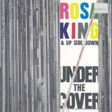 Vinyl records - rosa king - baby i didn't know / you love me to much - single español de 1989 - 24443875