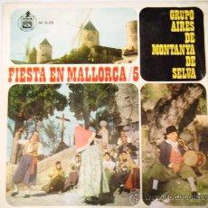 Discos de vinilo: FIESTA EN MALLORCA/5. Lote 26282417