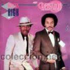 Discos de vinilo: LP DELEGATION DEUCES HIGH ARIOLA. Lote 26115136