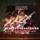 Discos de vinilo: AC DC MAXI NERVOUS SHAKEDOWN MUY RARO HEAVY METAL. Lote 27599926