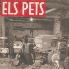 Discos de vinilo: LP ELS PETS - SU PRIMER LP . Lote 24585140