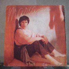 Discos de vinilo: MARIA - SINGLE VINILO CBS 1980 - MI JOVEN PROFESOR - PENSAR EN TI. Lote 24596924
