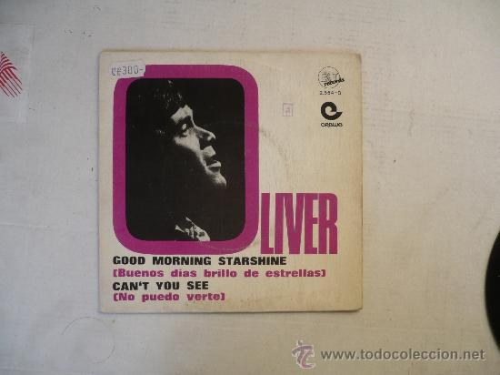 LIVER GOOD MORNING STARSHINE GREWE EP ESPAÑOL (Música - Discos de Vinilo - EPs - Pop - Rock Extranjero de los 70)