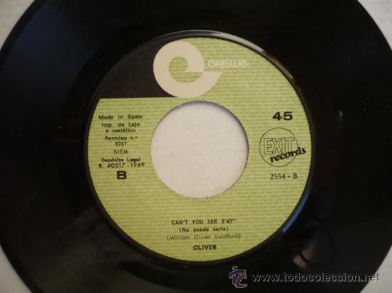Discos de vinilo: LIVER GOOD MORNING STARSHINE GREWE EP ESPAÑOL - Foto 3 - 24614905