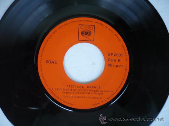 Discos de vinilo: ST MARTI DEL CANIGO EL CANT DELS OCELLS - Foto 2 - 26780790