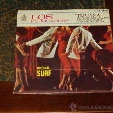 Discos de vinilo: LOS PERSUADERS EP TIJUANA+3 SURF INSTRUMENTAL MUY RARO. Lote 27148157