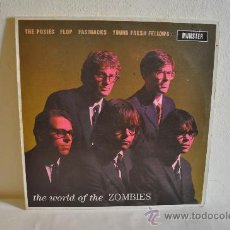 Discos de vinilo: THE WORLD OF THE ZOMBIES - 10. Lote 24633352