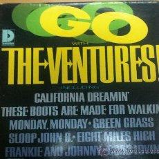 Discos de vinilo: LP THE VENTURES - GO EDITADO EN USA. Lote 24639625