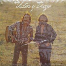 Vinyl-Schallplatten - Victor y Diego Movieplay 1979 - 24893074