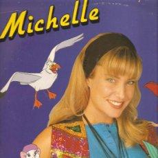 Discos de vinilo: LP MICHELLE - CANTA EN ESPAÑOL LA SIRENITA Y OTROS TEMAS DEL UNIVERSO DISNEY. Lote 24663050