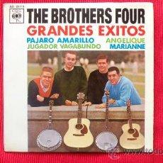Discos de vinilo: THE BROTHERS FOUR - 1963 - EDICION ESPAÑOLA. Lote 24676701