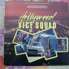 Discos de vinilo: HOLLYWOOD VICE SQUAD. Lote 27517078