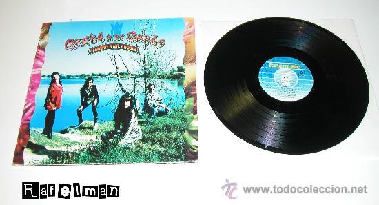 Discos de vinilo: GRETA Y LOS GARBO - ¡LLAMAD A MR BROWN! - L.P. 33 R.P.M. - - Foto 3 - 26802097