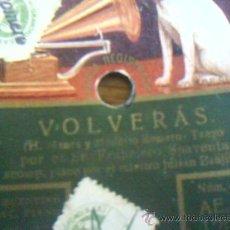 Discos de vinilo: DISCO DE PIZARRA . Lote 27522194