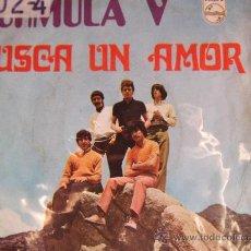 Discos de vinilo: FORMULA V-SINGLE 45RPM-1969-BUSCA UN AMOR-TU AMOR MI AMOR-PHILIPS-. Lote 24703407