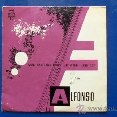 Dischi in vinile: ALFONSO - AÑO 1964. Lote 24730283